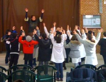 Sherlock Holmes Storytelling Workshops Italy 2011