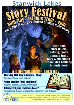 Story Festival poster