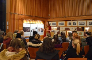 Celtic Tales at The Scottish Storytelling Centre, March 2018
